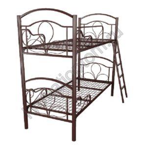 Кровать двухъярусная Комфорт люкс 1.2