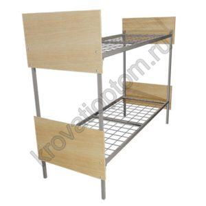 Кровать металлическая двухъярусная КО-2(700)