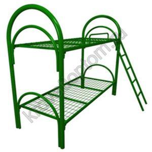 Кровать с лестницей и ограждением КС-2 (800)