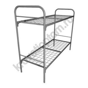 Кровать металлическая двухъярусная С-2 (700)