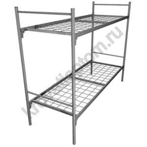 Кровать металлическая двухъярусная С-2У (700)
