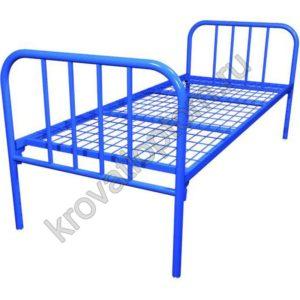 Кровать металлическая одноярусная СБ-3 (800)