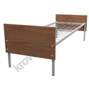 Кровать металлическая одноярусная КО-1(700)