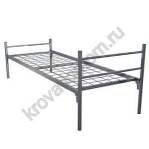 Кровать металлическая одноярусная С-1У (700)
