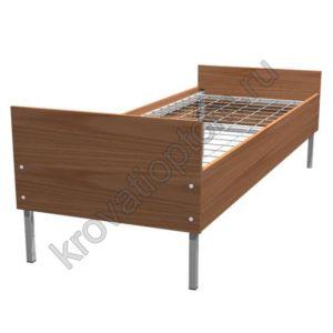 Кровать металлическая одноярусная КБ-1(700)
