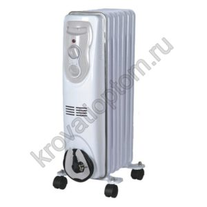 Радиатор масляный D-7