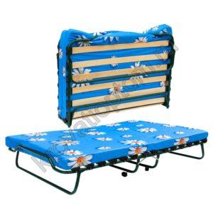 Кровать тумба Рим раскладная (раскладушка)