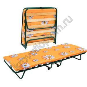 Кровать тумба Валенсия (раскладушка)
